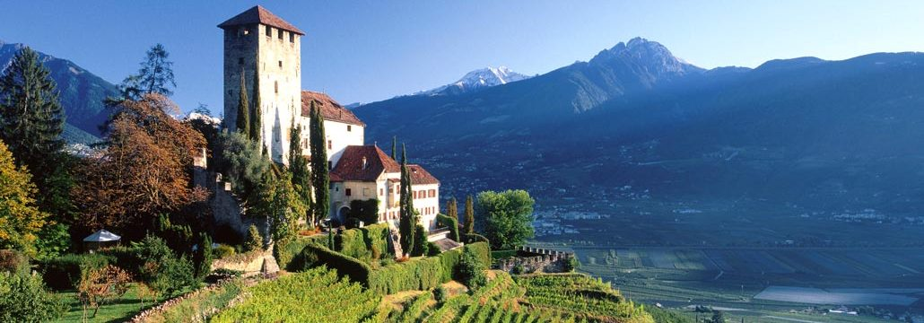Marling, Herbst und Wein