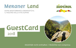 guestcard 2018 merano and environs
