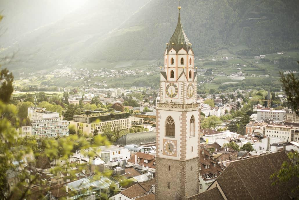 stadtpfarrkirche meran © IDM Südtirol - Marion Lafogler